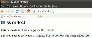 Work Cara Menginstal Dan Mengkonfigurasi Apache Di Ubuntu