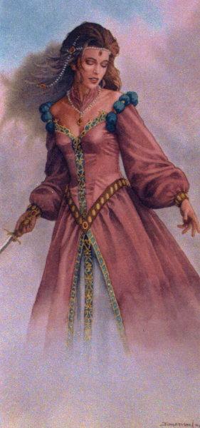 Juliet, Sorceress 3