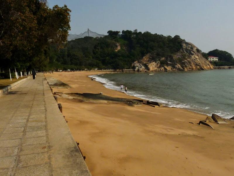 Chine, Fujian. Gulang yu island, Xiamen 2 - P1020130.JPG