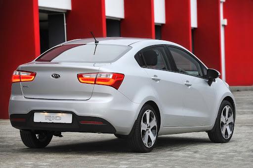 Kia Rio Sedan 2013 Fiyat