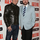 OIC - ENTSIMAGES.COM - Martin Kemp and Jonathan Sothcott attend the Age of Kill - VIP film Screening inLondon on the 1st April 2015.Photo Mobis Photos/OIC 0203 174 1069