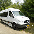 Mercedes Sprinter van Kassing Tours
