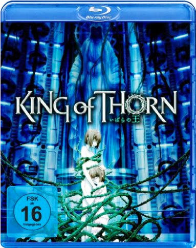 King of Thorn: El rey del espino [BDRip 1080p][Dual AC3][Subs][Manga][2009]