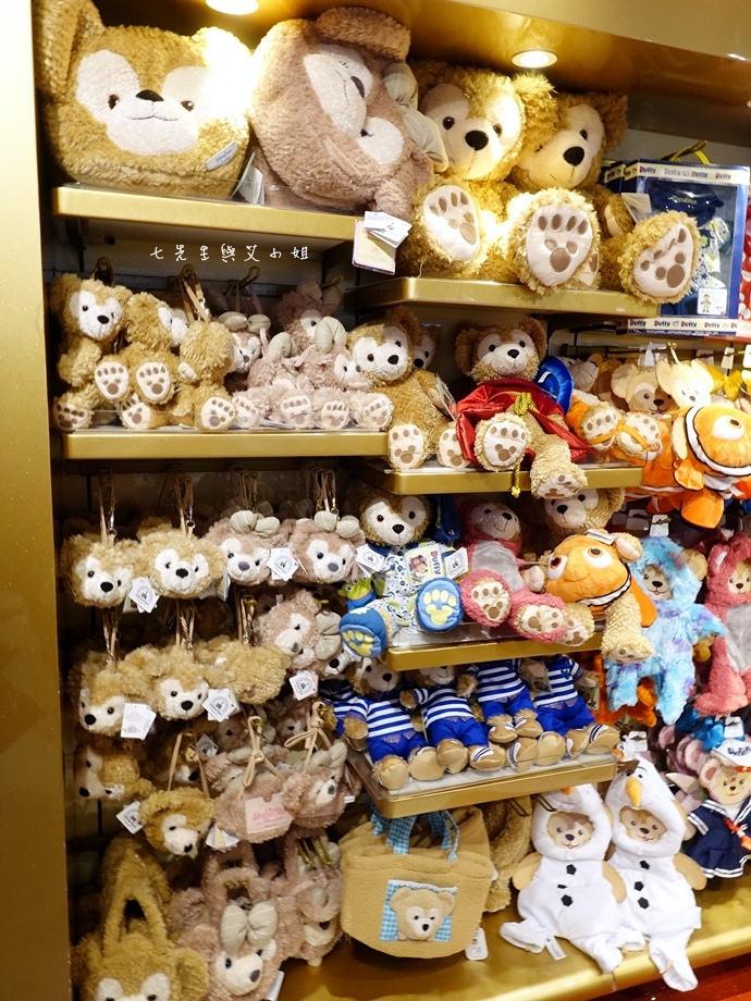 36 香港機場 迪士尼奇妙店 買達菲熊免進迪士尼樂園