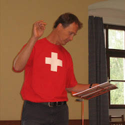 Singwoche 2008 - Arbeit !!