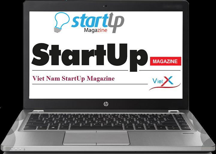 Tạp chí khởi nghiệp Việt Nam