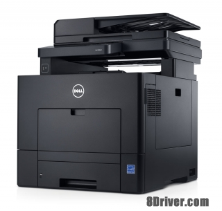 Free download Dell 3115cn Printer driver and set up on Windows XP,7,8,10