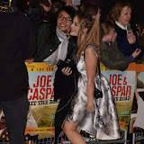 OIC - ENTSIMAGES.COM - Lydia Connell at the Joe and Caspar Hit The Road - UK film in London  22nd November 2015 premierePhoto Mobis Photos/OIC 0203 174 1069