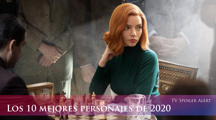 Los 10 mejores personajes de 2020 TV Spoiler Alert