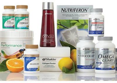 Vitamin Shaklee Nutrisi Terbaik Untuk Diri Dan Keluarga