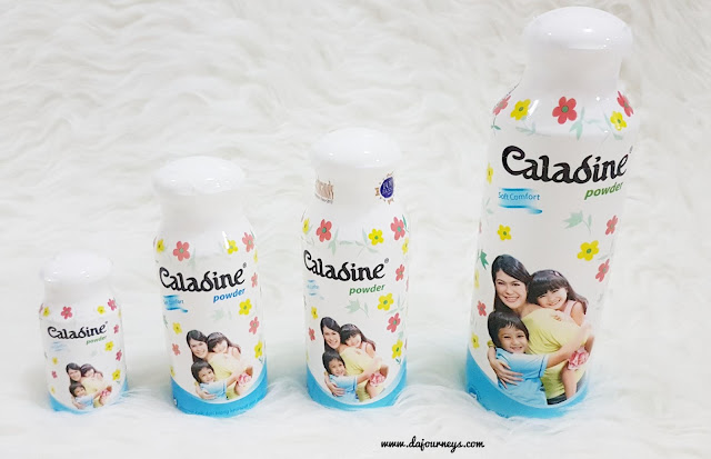 Caladine powder Soft Comfort