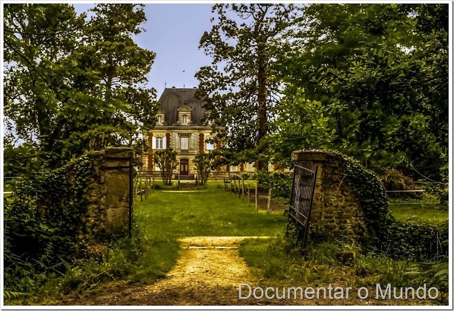 Château Saint Ahon; Enoturismo em Bordéus