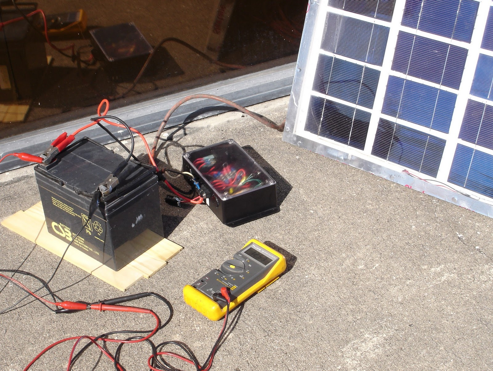 Electronics For Bharat Solar Charger Using 555 Simplest Approach Arduino Pwm Charge Controller V2 Veroboard V3 To Battery Charging