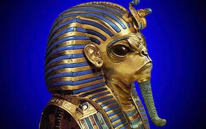ALIENS NO EGITO 01