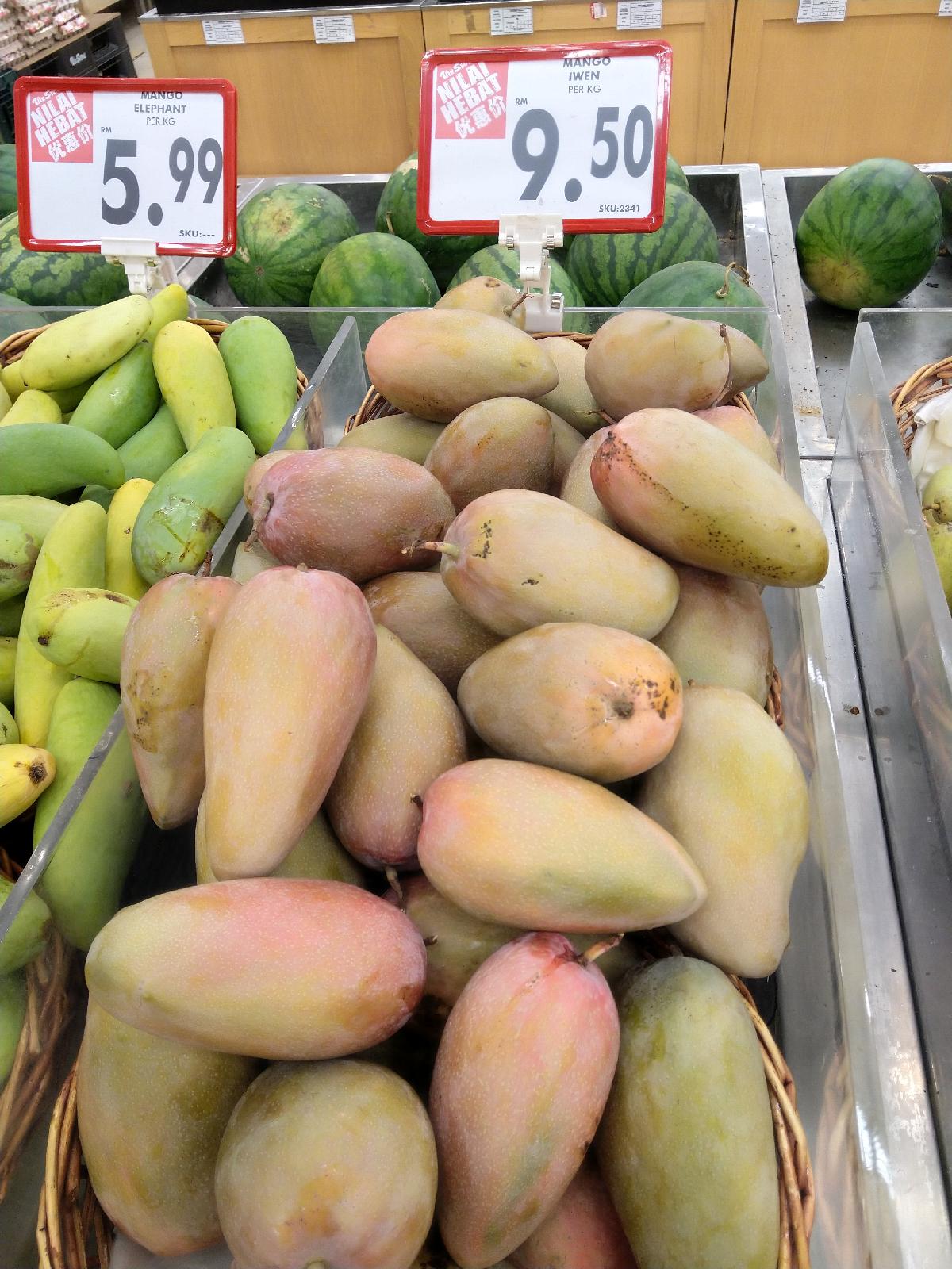 Mango-Iwen