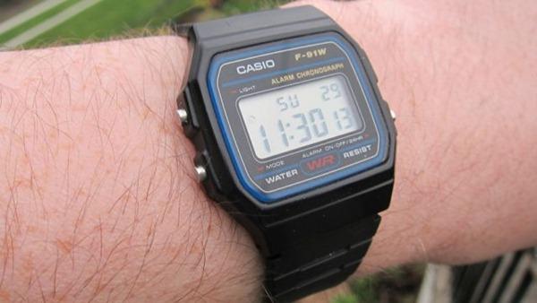 7f70e0a056d Archivos de Estados Unidos filtrados recientemente revelan que un cierto  modelo de reloj Casio es visto con recelo por el Pentágono como un posible  signo de ...