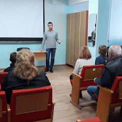 Мероприятия в рамках  Всероссийской акции «Ночь искусств» (Черноморский РДК)