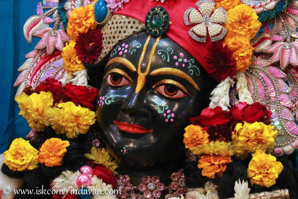 ISKCON Vrindavan Sringar Deity Darshan 17 Dec 2015 (13)