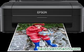 tải và setup phần mềm driver máy in Epson XP-30