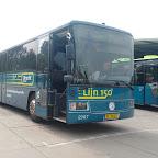 Mercedes van Connexxion bus 2907 met de  bestickering  van de lijn 150