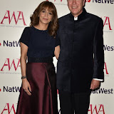 OIC - ENTSIMAGES.COM - Riz Lateef, BBC London - host and Sir David Walker at the Asian Women of Achievement Awards in London  12th May 2016 Photo Mobis Photos/OIC 0203 174 1069