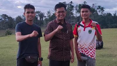 Wakil Walikota Temui Atlet Paralayang Jelang PON ke Papua