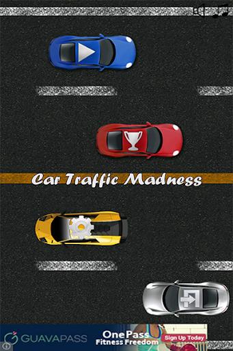 Car Traffic Madness