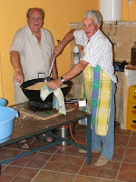 Chef Tieso y Chef Zorrilla