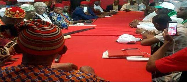 Real Yahoo Yahoo Fraudsters Are Igbo Social Cultural Groups (Ohaneze Ndigbo/ADF)