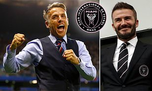 Phil Neville Appointed Head Coach Of David Beckham's Inter Miami In MLS