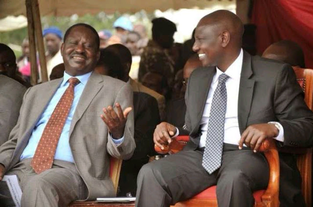 It was foolish for Ruto to come to Kisumu and politice handshake Raila Odinga now claims