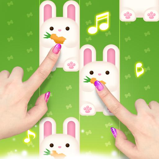Magic Animal Piano Tiles: Free Music Games