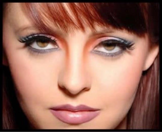 E F Spot Choosing Best Makeup Accessories For Hazel Eyes