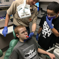 Dentistry Merit Badge - November 2016 - IMG_1206.JPG