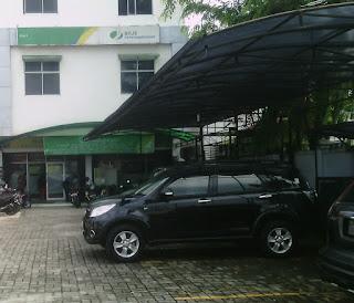 Kantor BPJS Ketenagakerjaan Pekanbaru