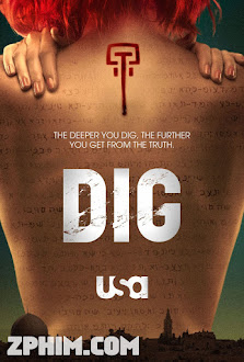 Âm Mưu 1 - Dig Season 1 (2015) Poster