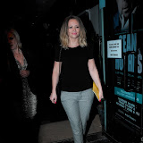 WWW.ENTSIMAGES.COM -   Kimberley Walsh  at Beautiful Thing Play Press Night London April 17th 2013    Photo Mobis Photos/OIC 0203 174 1069