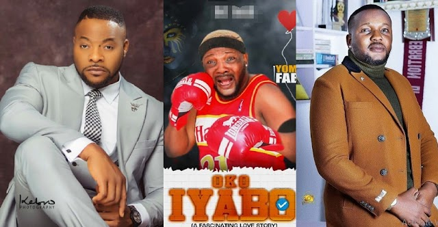 """""""Old Fool, If You Go Like Respond To Me, abeg Lets Make It In Person""""- Bolanle Ninalowo Invites Yomi Fabiyi To A Fight Over His Movie"""