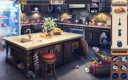 Mystery Manor: hidden objects Screenshot