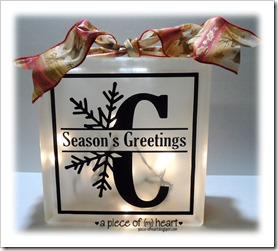 Seasons Greetings Christmas Light Box_snowflake_apieceofheartblog