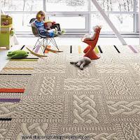 10 thiết kế sàn nhà làm sáng bừng không gian - Thi công nội thất