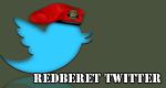 Redberet on Twitte