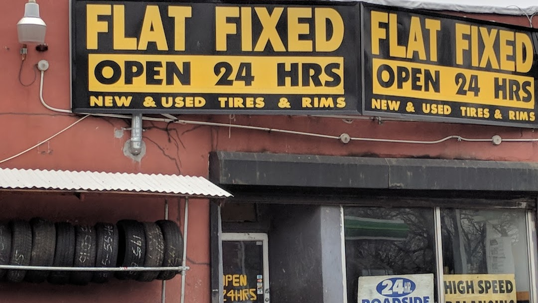 Tire Shops Near Me Open On Sunday >> Flat Fixed Tire Shop In South Ozone Park
