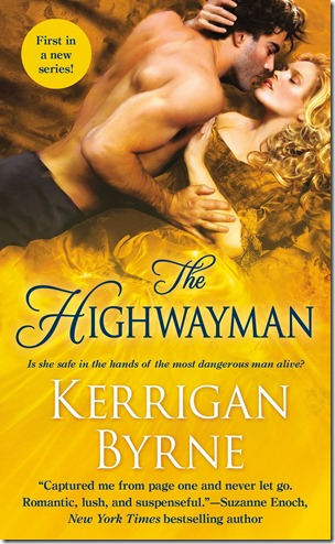 Review: The Highwayman (Victorian Rebels #1) by Kerrigan Byrne | About That Story