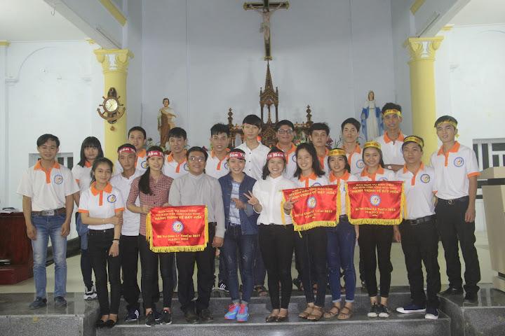 Chung kết cuộc thi giáo lý Youcat