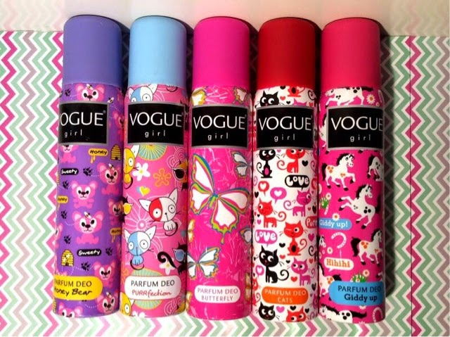 All About Beauty 4 Girls Vogue Girl Aanraders