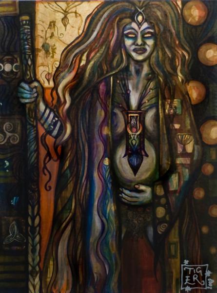 Goddess Of Birth, Goddesses