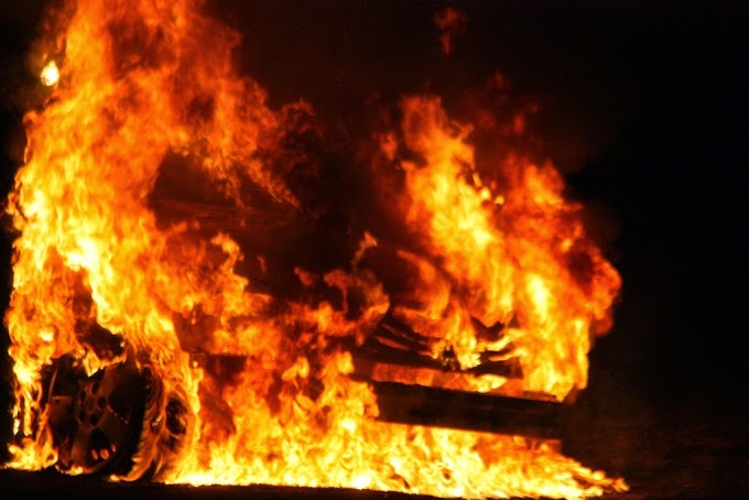 4 Dead As Man Sets Lover's House On Fire In Lagos After Being Rejected