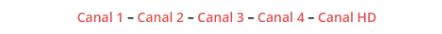 """ver Canal Uno en vivo en HD"""" width="""