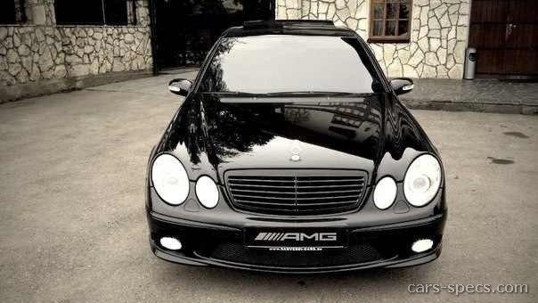 AMG : amg eクラス e55 : cars-specs.com